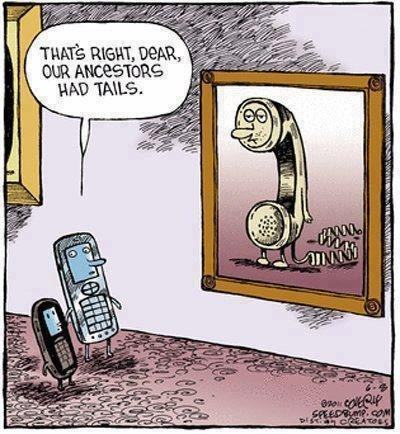Phone Ancestors... | Educación Virtual UNET | Scoop.it