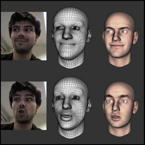 Faceshift – Amazing Kinect Facial Animation Software (videos) | Kinect Games | Scoop.it