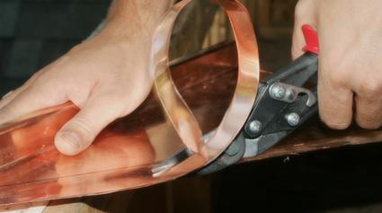 Copper & Sheet Metal Roofing Toronto| Downpipes Repair | Exterior Canada | Scoop.it