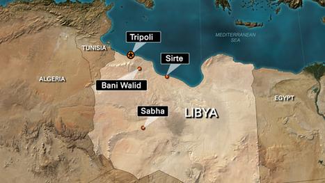 US forces hand seized tanker back to Libya - WFMZ Allentown   Saif al Islam   Scoop.it