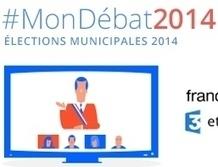 Google Hangout au cœur des municipales! #MonDébat2014 | everSaaS | Cloud Computing | Scoop.it