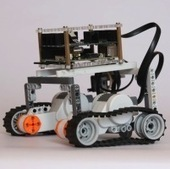 Raspberry Pi and Lego Mindstorms to be united by BrickPi - The H | Raspberry Pi | Scoop.it