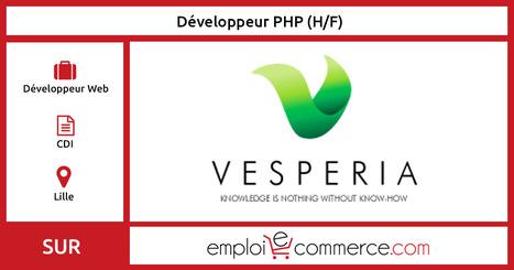 [CDI] Développeur PHP (H/F) - Lille | Communauté du e-commerce | Scoop.it