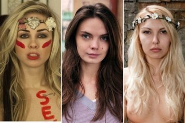 Poutine à Kiev : trois Femen inculpées d'hooliganisme | The Blog's Revue by OlivierSC | Scoop.it
