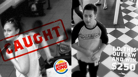 Burger King fait de ses clients des hors-la-loi | Marketing - Communication | Scoop.it