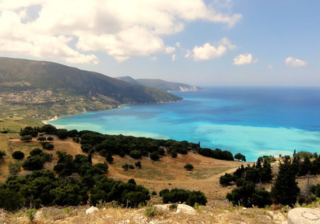 Travel and Lifestyle Diaries Blog: Kefalonia, Greece: Glowing Shores on the Ionian Sea | Kefalonia Villa News | Scoop.it