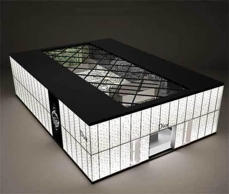 Bâle : un nouveau stand Dior Horlogerie - montres-de-luxe.com | Agence Pernet | Scoop.it