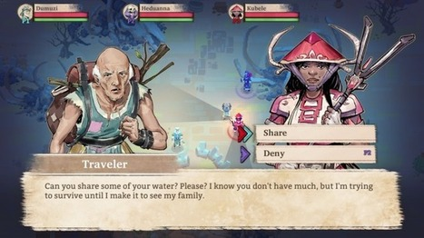 3 lessons on procedural storytelling from  Moon Hunters   relevant entertainment   Scoop.it