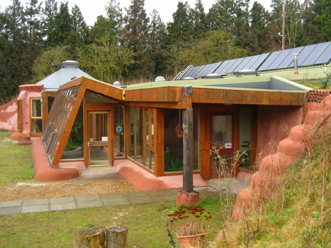 Earthship Green Homes | MAKE | Maison durable | Scoop.it