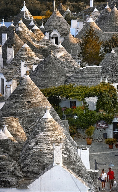 Yours Trulli: Six Reasons To Love Puglia | Italy Traveller | Scoop.it