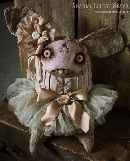 Amanda Louise Spayd | Doll-Maker | Custom | Sculptor | les Artistes du Web | Scoop.it
