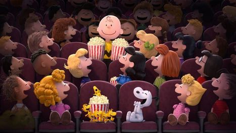 Snoopy & Friends - Il film dei Peanuts: online una featurette | DailyComics | Scoop.it