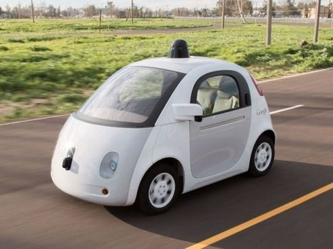 Driverless cars to account for half of UK new car market in 25 years' time | Automotive | Scoop.it