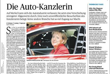 Comment le lobby auto allemand a vaincu Bruxelles | Economie Responsable et Consommation Collaborative | Scoop.it