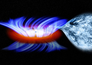NASA'S Chandra Finds Fastest Wind From Stellar-Mass Black Hole | Amazing Science | Scoop.it
