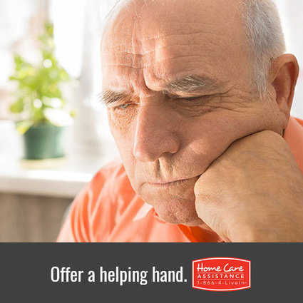 How to tell if an Aging Parent or Loved One is stressed? | Home Care Assistance of Oklahoma | Scoop.it