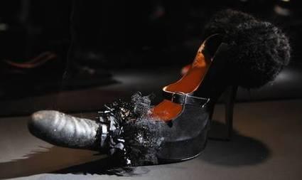 The Penis Shoe   Strange days indeed...   Scoop.it