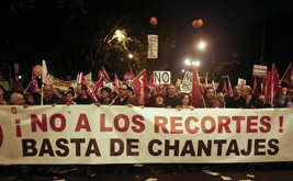 Even the IMF Agrees with Europe's Anti-Austerity Protests - The Nation. | Sortons de l'Union Européenne | Scoop.it