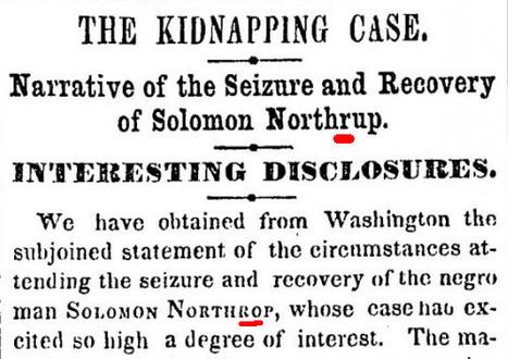 Rectificatif: Le «New York Times» corrige un article 161 ans plus tard   DocPresseESJ   Scoop.it