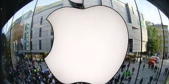 Apple offre 10.000 dollars pour le 50 milliardième téléchargement ... - L'Expansion | Telecom et applications mobiles | Scoop.it