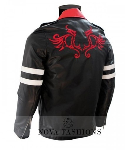 Alex Mercer Jacket - Game Prototype Jacket Leather For Sale | Current Fashion Updates - 2015 | Scoop.it