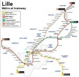 610 millions d'euros pour moderniser le métro lillois | Collectivités | Scoop.it