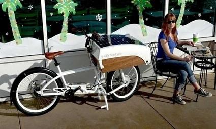 La prima bici solare! | biciclette elettriche | Scoop.it