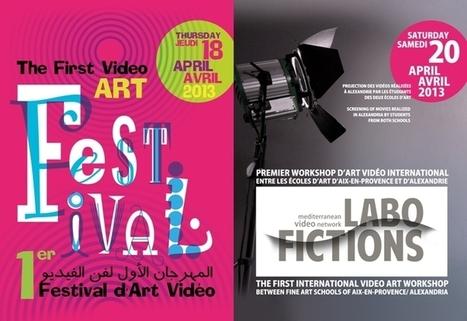Festival d'Art Vidéo à Alexandrie | Veille Artilinki | Scoop.it