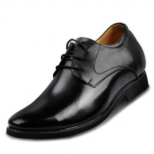 Slip on black/coffee mens leather formal business shoes in height increasing lift 2.75inchs/7cm on Sale for cheap wholesale at Topoutshoes.com   Mens Slip-on Shoes   Scoop.it