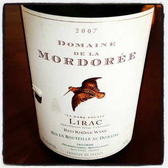 A Trio of 2007 Rhones Make Us Happy | A Wine for Valentine's Day... | Scoop.it