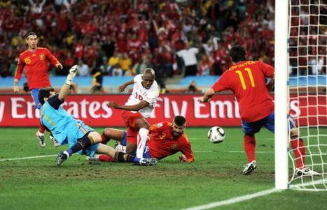 16 Juni 2010: Awal Buruk Spanyol Raih Piala Dunia Pertama - On This Day - Tribun - Situs Berita Sepak Bola Terlengkap | Fifa 14 | Scoop.it