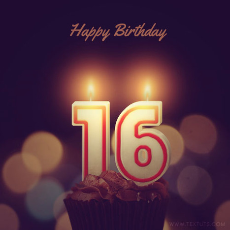 Create a Number Candles Text Effect   The Official Photoshop Roadmap Journal   Scoop.it