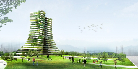 Vo Trong Nghia Proposes Green City Hall for Bac Ninh City | retail and design | Scoop.it