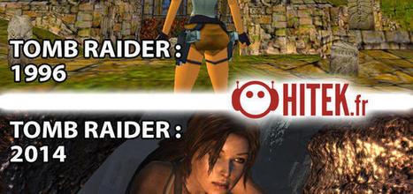 L'évolution du graphisme des jeux vidéo à travers 15 titres mythiques | Graphisme et Design | Scoop.it