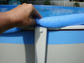 Child safety cap for the top rail of your swimming pool - DIY | Upcycled Garden Style | Scoop.it