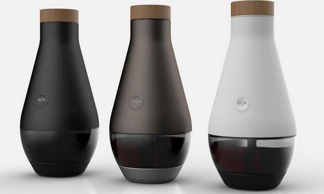 Cette machine miraculeuse transforme l'eau en vin | Marketing - Vins et spiritueux | Scoop.it