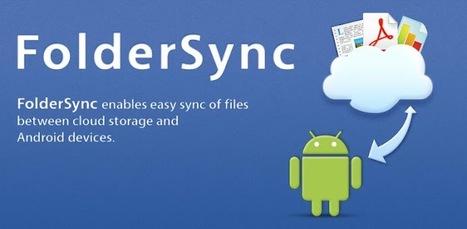 FolderSync - Synchronisez les dossiers de votre choix dans les nuages   Time to Learn   Scoop.it