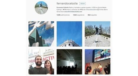 Cómo utilizar Instagram en nuestra estrategia de marca ¡La pregunta! | Social Media | Scoop.it