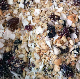 Random and Crafty: Kitchen Experiments: Mixed Berry Coconut Granola (mini) 'Muffins'   Sewing, Craft, Knitting, Jewelry, and Everything Else Handmade   Scoop.it