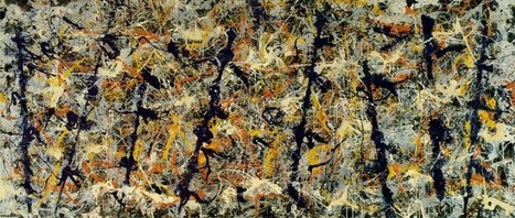 The Snare Textures of Jackson Pollock | Percussion | Scoop.it
