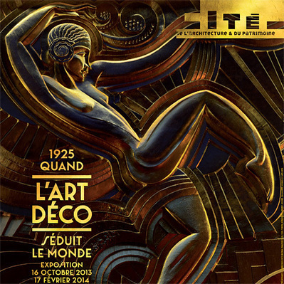 1925 Quand l'art déco séduit le monde | 16s3d: Bestioles, opinions & pétitions | Scoop.it