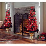 Christmas Decorations for Inside the Home | Collections Etc. | Indoor Christmas Decorations | Scoop.it