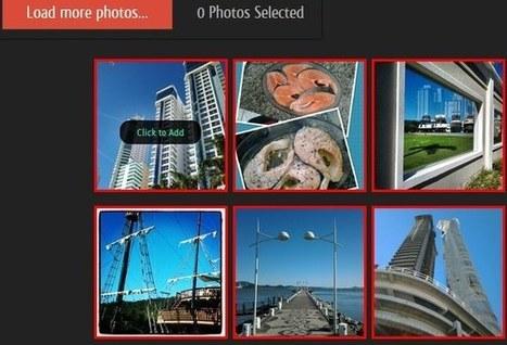 Transformer les photos Instagram en planche PDF | Time to Learn | Scoop.it