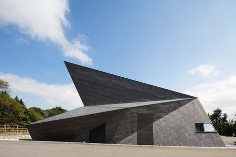 L'architecture en mode Origami, par Yasui Hideo Atelier (JP) | Architecture pour tous | Scoop.it