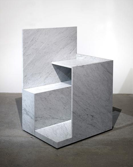 Mobilier, archi ou sculpture ? Les créatures hybrides de Konstantin Grcic   Architecture et enfance VitamineD   Scoop.it