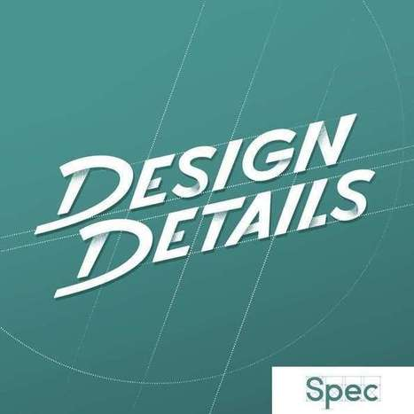 Design Details by Brian Lovin | User Experience Design - All things UX | Scoop.it