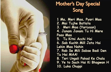 Top 10 Hindi Songs for Mother's day | Motherhood | Scoop.it