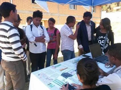 CNF d'Antananarivo : Journée découverte autour de la cartographie collaborative #OpenStreetMap - AUF | Cartes libres et médiation numérique | Scoop.it