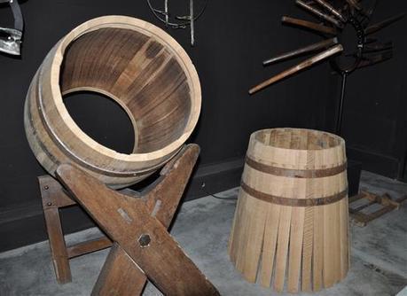 le tonneau issu d un savoir faire ancest. Black Bedroom Furniture Sets. Home Design Ideas