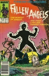 1987 And All That: Fallen Angels #1-8 - Comics Should Be Good! | Ladies Making Comics | Scoop.it